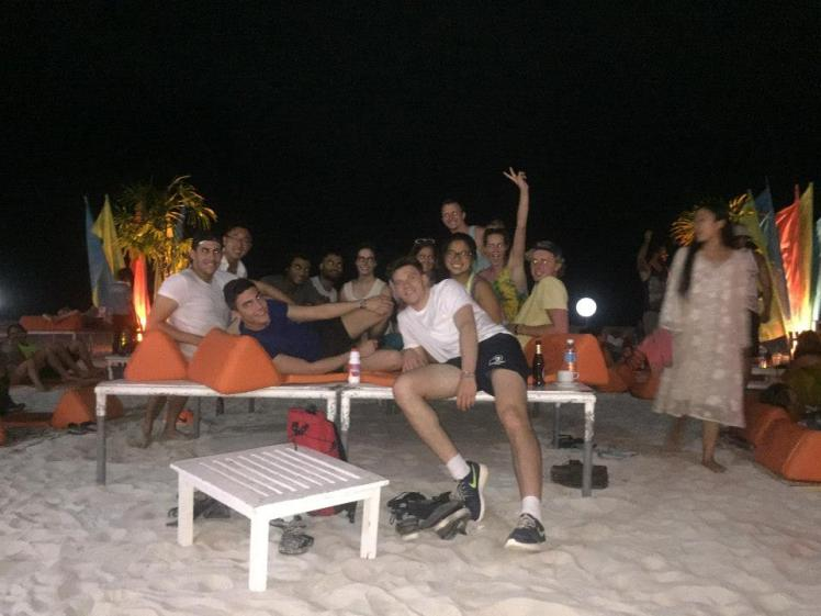 The Koh Phangan crew