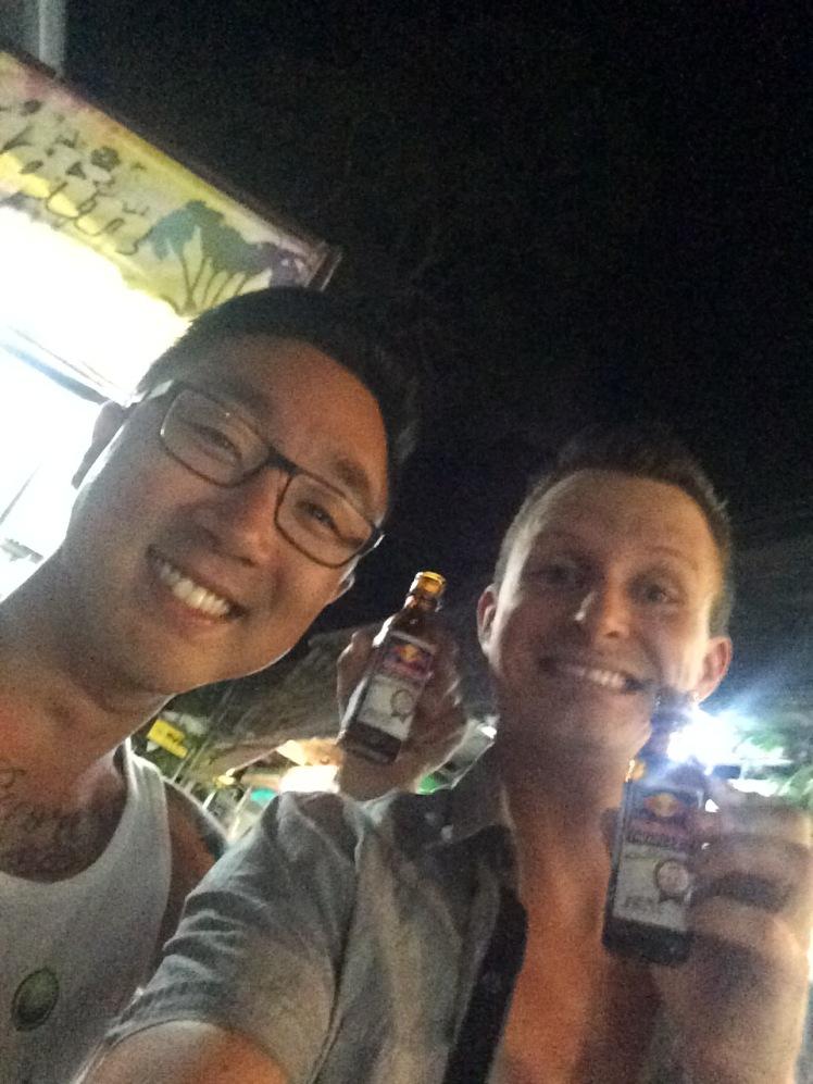 Thailand Redbull!