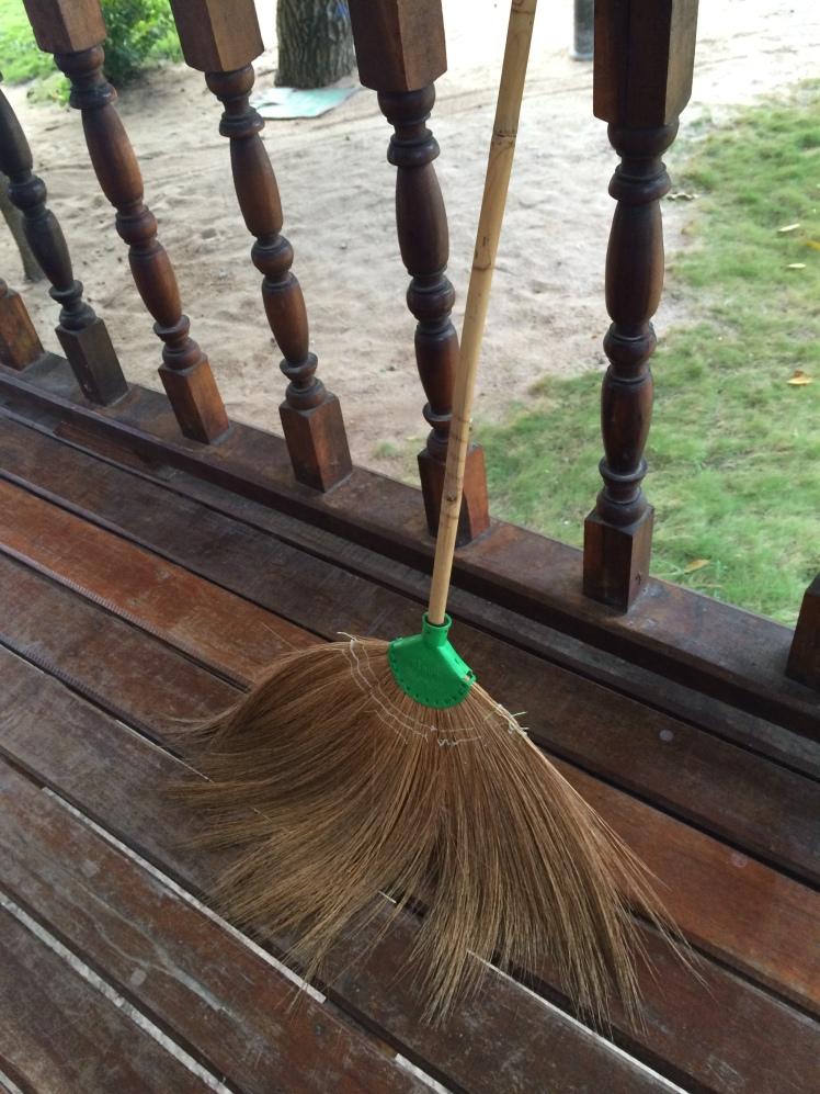 Yep, that's a broom