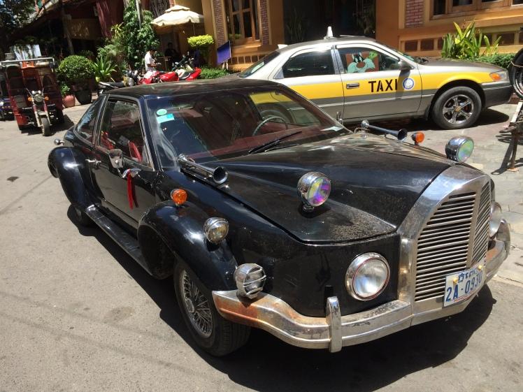 Cool classic car