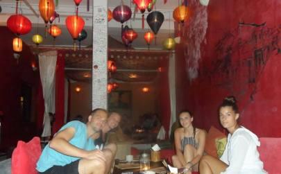 Cool lantern bar